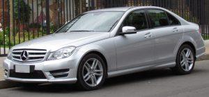 Mercedes comand NTG4 C-Class W204 screen repair - Serwis